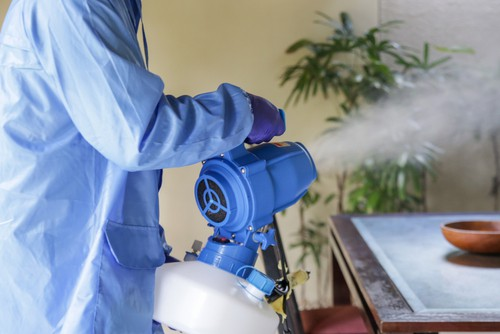 Mosque, Church, Fitness Center Disinfection Services