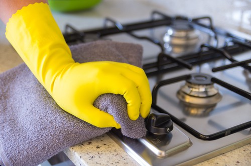 End of Tenancy Cleaning For Studio Apartment
